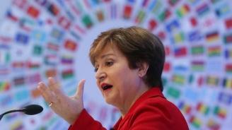 Кристалина Георгиева подкрепи намаляването на дълга на Сомалия