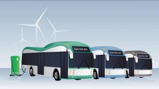 Димитър Николов: С 56 електробуса последно поколение ще се чака по-малко на спирките в Бургас