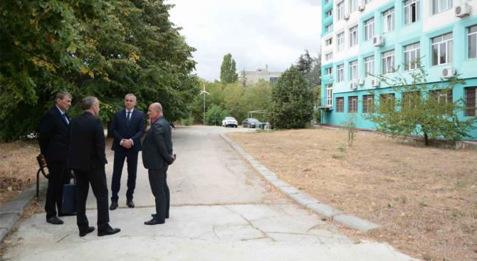 """В програмата на Иван Портних за район """"Приморски"""":  3 нови детски градини, озеленяване, """"синя зона"""""""