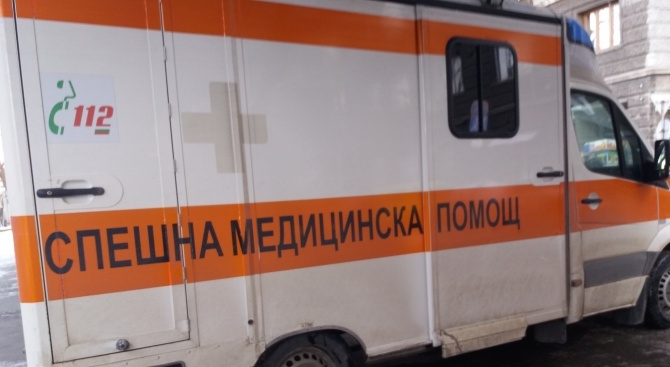 Жената, пострадала при ПТП на изхода от град Златица, е