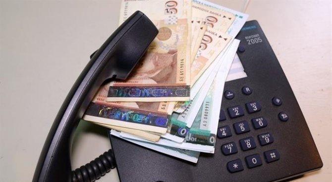 Участник в телефонни измами е задържан при спецоперация на ГДНП,