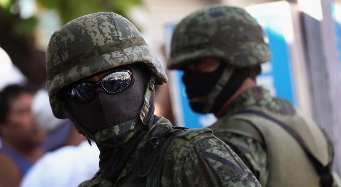 Две маскирани лица са извършили нагъл обир в района на