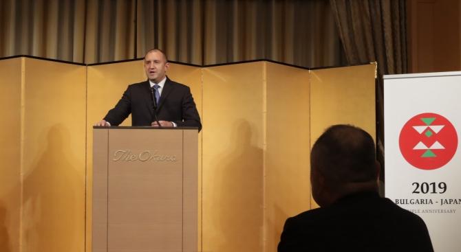 """Дългогодишното успешно партньорство на България с корпорация """"Мейджи"""" укрепва доверието"""