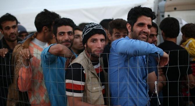 Над 4400 мигранти са били задържани в Турция миналата седмица,