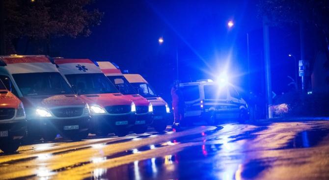 Български граждани на 38 години е загинал в пътна катастрофа