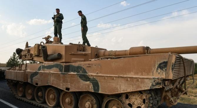 120-часовото примирие в Северна Сирия изтече. Примирието беше договорено след