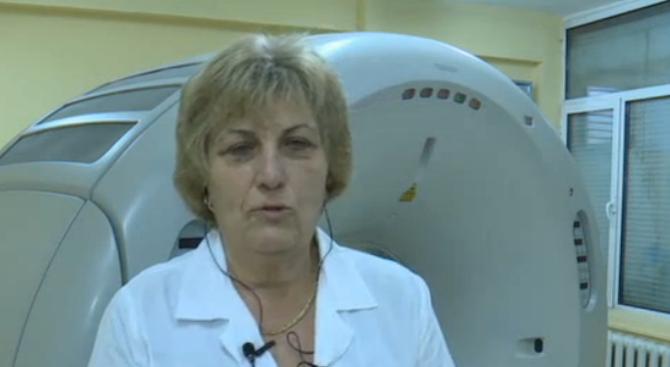 Лаборантката, която забрави жена в скенера на болницата в Павликени