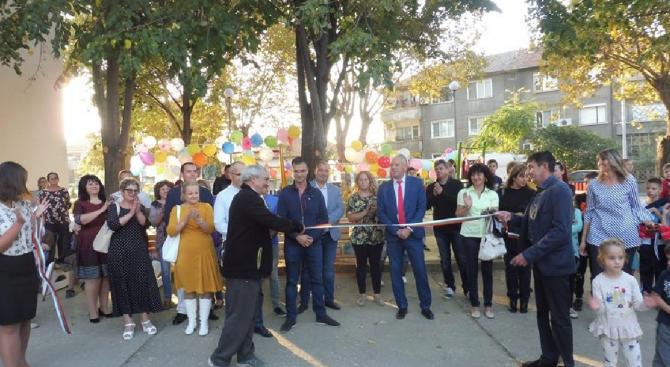 Кандидатът за втори кметски мандат в Стамболийски Георги Мараджиев и