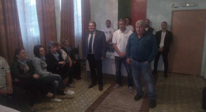 """""""Надяваме се догодина вече да пуснат високоскоростния влак от Радомир"""