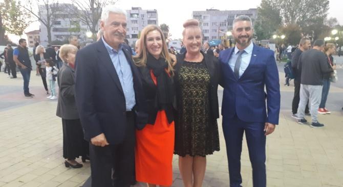 Кандидатът на ГЕРБ за кмет на община Божурище Мартин Асенов
