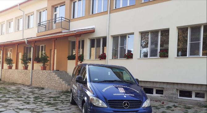 С новооборудвана кухня и нова кола, община Банско стартира поредната