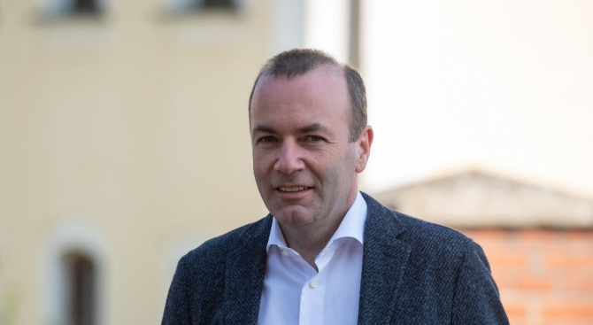 Председателят на групата на ЕНП поздрави премиера Бойко Борисов за