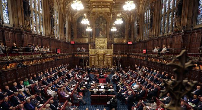 Разводът на Великобритания с Европейски съюз отново се оказа в