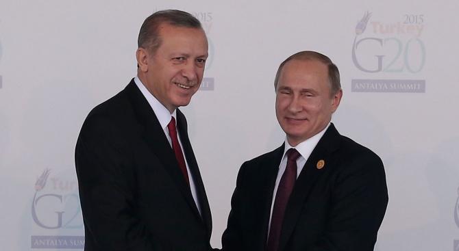 """""""Десет стъпки към мир"""" в Сирия - така московският официоз"""