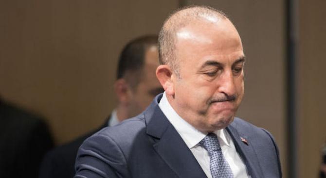 """Турция е обявила за временно прекратяване на операцията """"Извор на"""