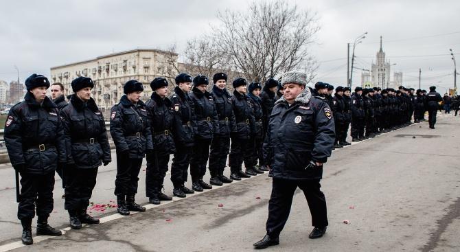 Започнала е евакуация на сграда на руския парламент в Москва,
