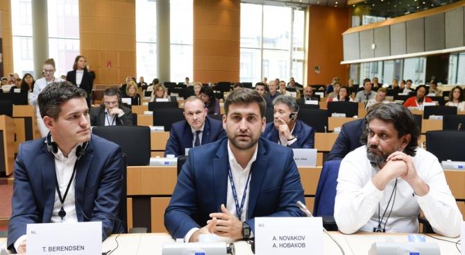 Европейският парламент прие на първо четене бюджета за 2020 г.