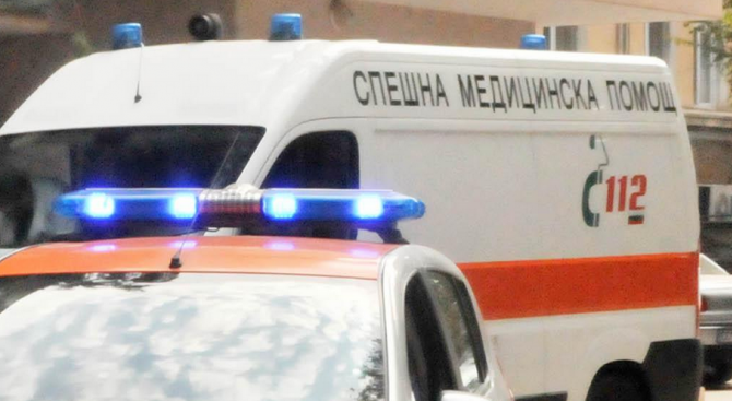В 17:40 часа в ОДМВР - Русе е постъпил сигнал