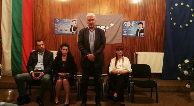 Красимир Велчев към жители на Якоруда: Подкрепете кандидатите на ГЕРБ, за да има общината по-добро бъдеще