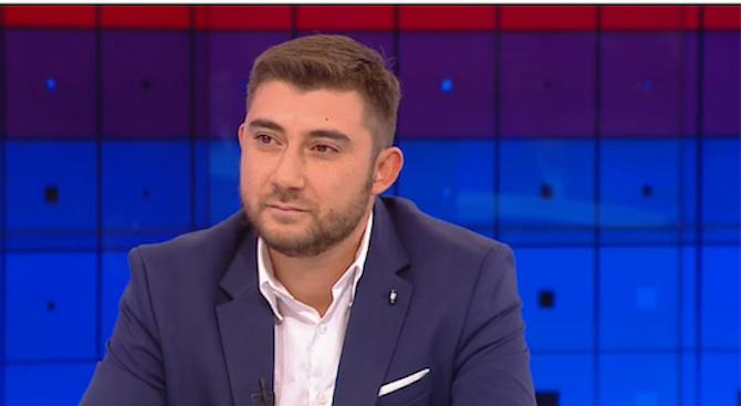 Контрера от ВМРО: Ангел Джамбазки отива на избори, за да стане кмет