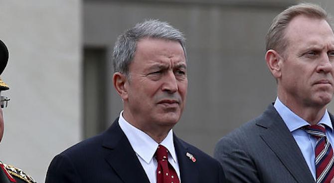 Турция очаква да преодолее несъгласията със САЩ по въпроса за