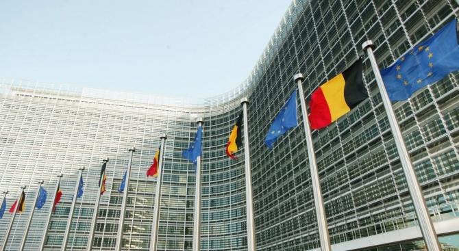 Страните членки на Европейския съюз изразиха днес принципна подкрепа за