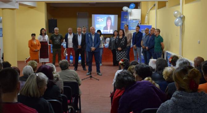 Мирослав Захариев, кандидат за кмет на Мездра: Искам местната администрация да създава благоприятни условия за развитие на малък и среден бизнес