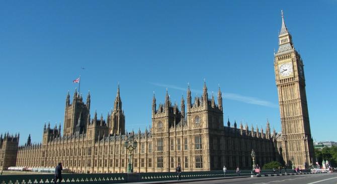 Британското правителство ще предприеме първа стъпка към свикване на предсрочни