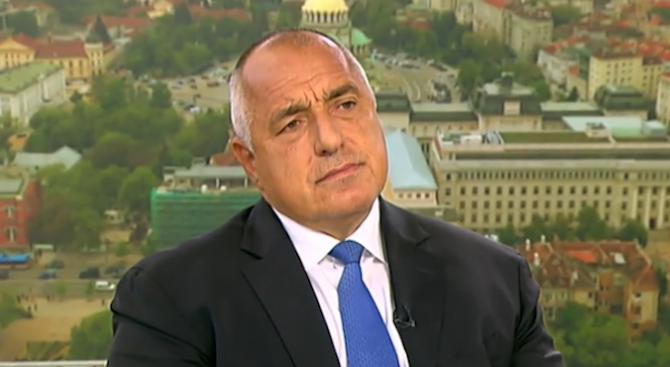 Борисов: Сигурно сме омръзнали на хората, но по-добро от ГЕРБ няма