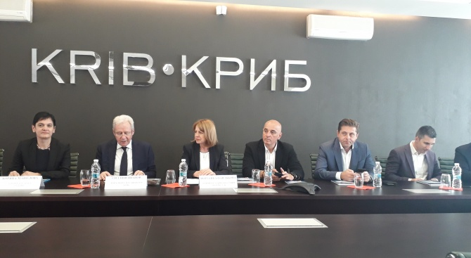 КРИБ подкрепи Йорданка Фандъкова за кмет на София