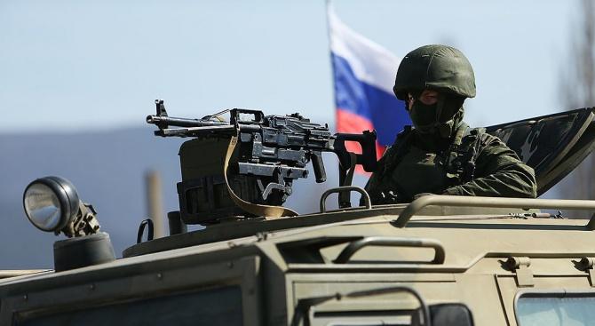 Руски военни са били убити от своя колега, предаде Интерфакс.