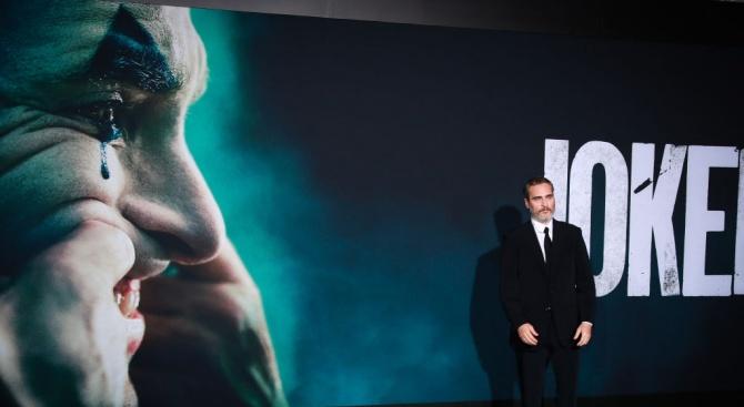 """Филмът """"Жокера"""" подобри рекорд за най-касов филм"""