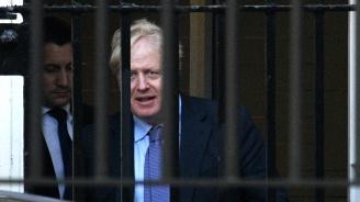 Медия от Лондон: Борис Джонсън се готви за партизанска война