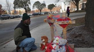 Десетки отдадоха почит на убитите в Чикаго българи