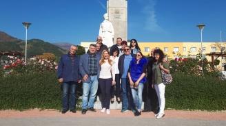 Областният координатор на ГЕРБ София - област Николина Ангелкова се срещна с жители на Златица, Пирдоп и Челопеч