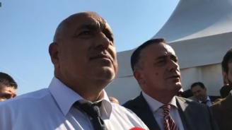 """Бойко Борисов за северната част на """"Балкански поток"""": Искаме едновременно със сърбите да е готово"""