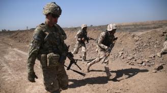 Сирийци замеряха изтеглящи се военни на САЩ