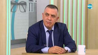 Имаме нужда от по-високи доходи за хората, заяви кандидатът на ГЕРБ за кмет на Сливен
