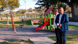Даниел Панов: Цялата главна улица на село Шемшево ще бъде преасфалтирана