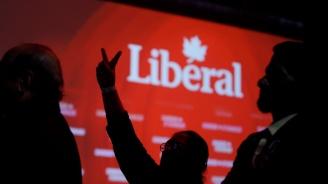 Канадски телевизии прогнозират победа за либералите на премиера Трюдо
