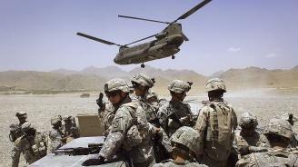 САЩ са намалили контингента с в Афганистан с 2000 войници