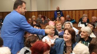 Даниел Панов: Асфалтирането на вътрешните улици в селата ще е приоритет в новия мандат