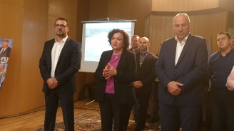 Кандидат-кметът на Каблешково Христо Парашкевов: Целта ми е една – красив град, който да задържа младите хора