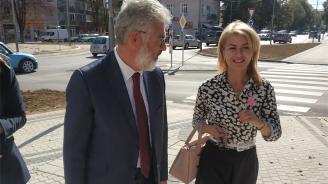 Таня Христова, кандидат за кмет на Габрово: Продължаваме с благоустрояването и икономическото развитие на Габрово