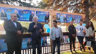 Кандидатът за кмет на Дупница инж. Методи Чимев гарантира мащабни инвестиции в инфраструктурата на Крайници и Червен брег