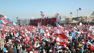 За шести ден ливанците протестират срещу политическата класа