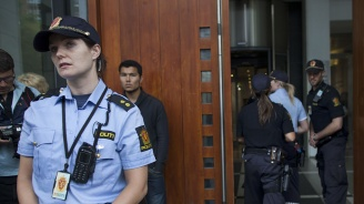 Закопчаха двама във връзка с инцидента с откраднатата линейка в Осло