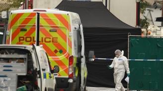 39 тела са открити в камион на Острова, колата е пътувала от България