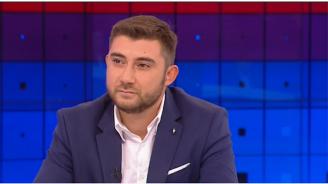 Контрера от ВМРО: Ангел Джамбазки показа, че е достоен кандидат