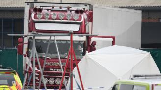 Камионът-ковчег от Есекс е влязъл във Великобритания от Белгия, стана ясно кой е шофьорът